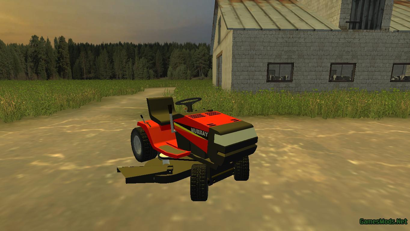 Murray Lawn Tractor V 2 4 187 Gamesmods Net Fs19 Fs17