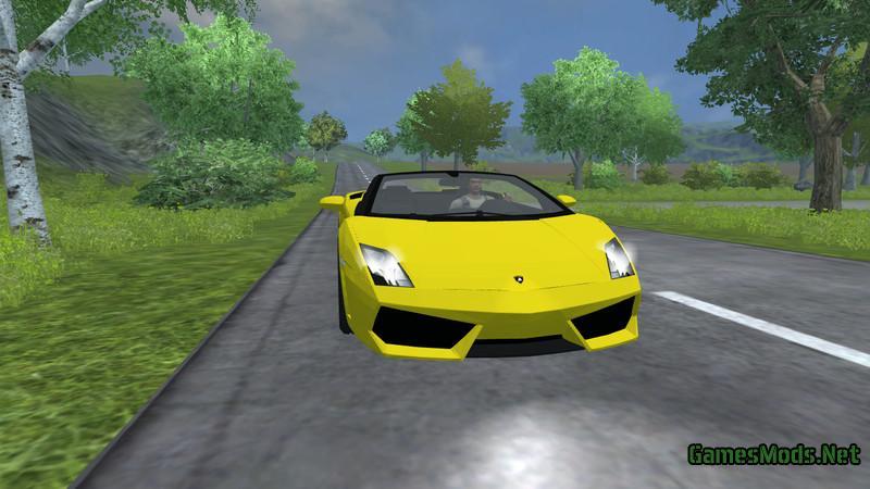 Lamborghini Gallardo V 1 0 187 Gamesmods Net Fs17 Cnc