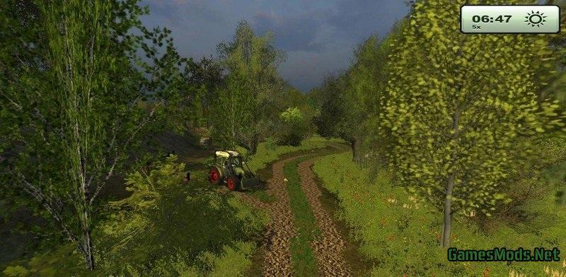 Farming Simulator 2013 Map