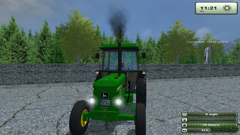 Parts For Cars >> John Deere 1640+FL » GamesMods.net - FS19, FS17, ETS 2 mods