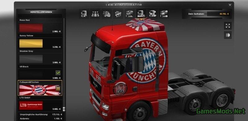 Bayern MГјnchen Bus