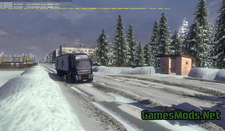 Truckers map by goba6372.r8 (Tested)