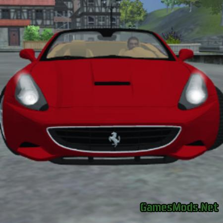 Ferrari California  v 1.0 [mp]
