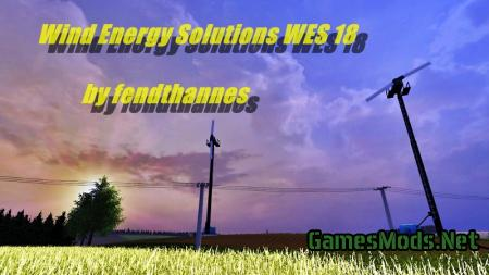 Wind Energy Solutions WES 18