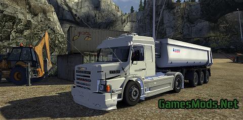 Pack Trucks on Game Trucks Volvo N10