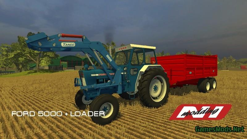 Ford Force Tractors 187 Gamesmods Net Fs19 Fs17 Ets 2 Mods