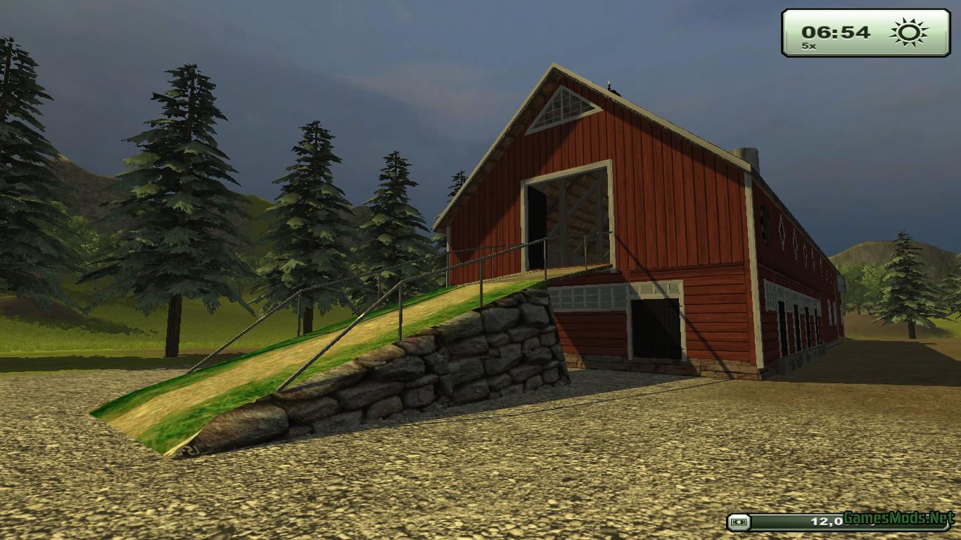 Farming Simulator V Click Run - Norway map farming simulator 2013
