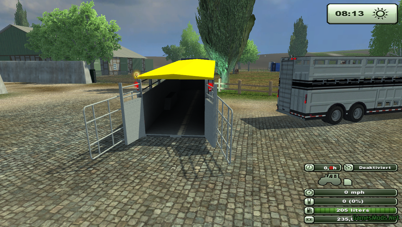 how to get cattle in farming simulator 2013