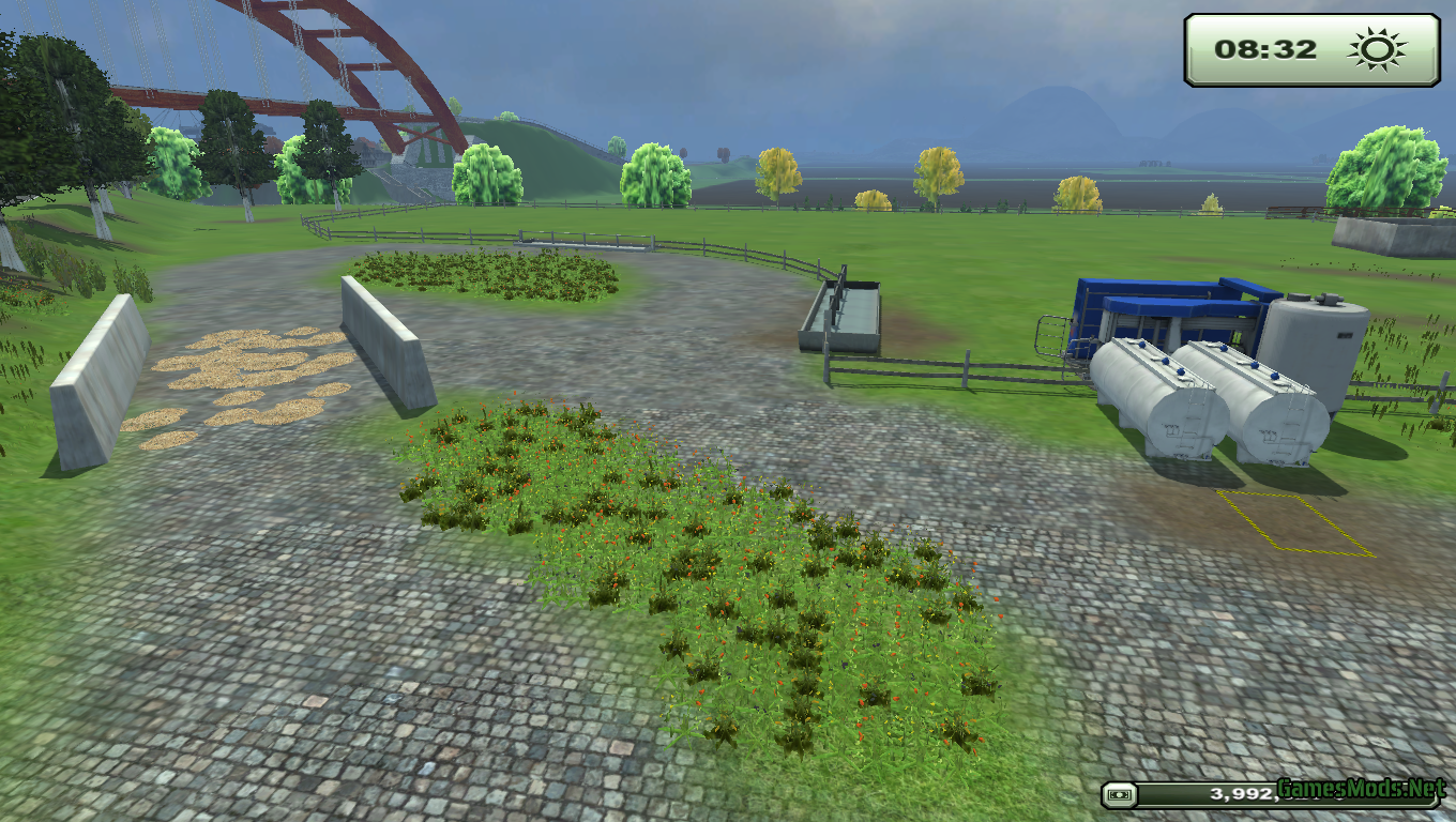 cow farming simulator 2013 map with 33410 Schleswig Holstein Map V10 on Fs2015 American Heart Land further Cow Silo Placement Ge V1 0 likewise Mods besides Bearbeitete Bjornholm besides Hagenstedt V 1 2 5 0 Fs15.