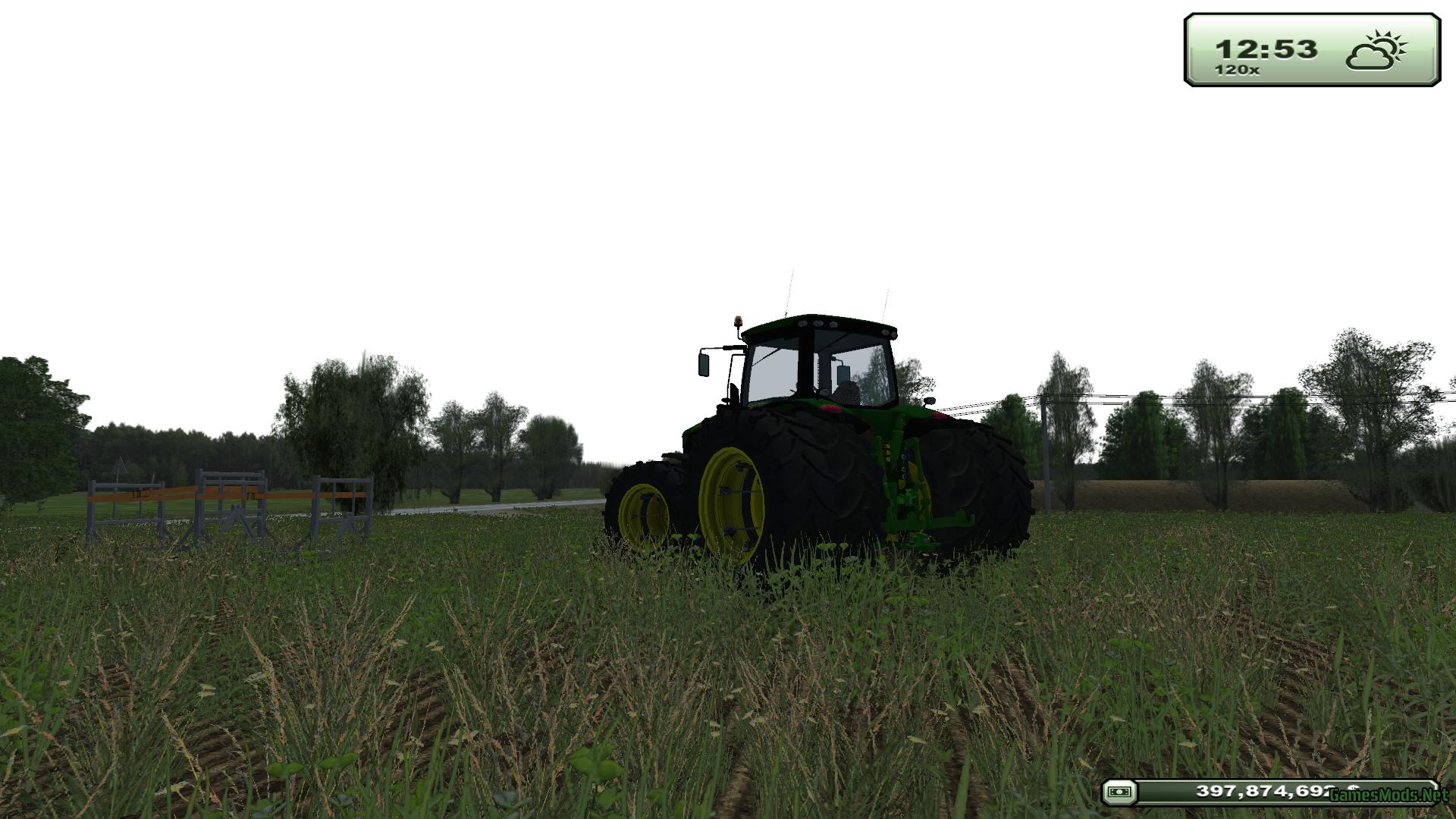 Farming simulator 2013 mods john deere 7280r autos post