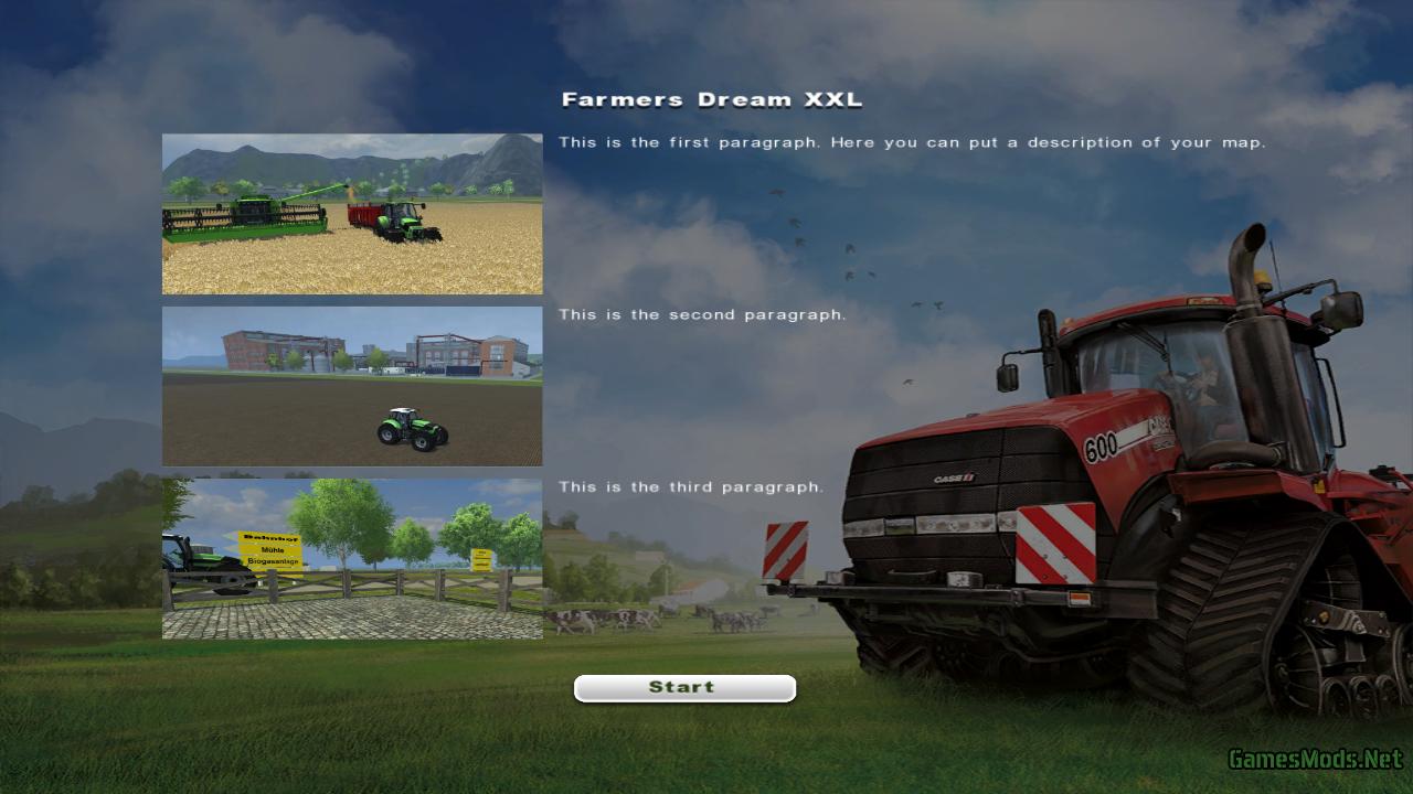 Farmers dream xxl v 2 0 multifuit