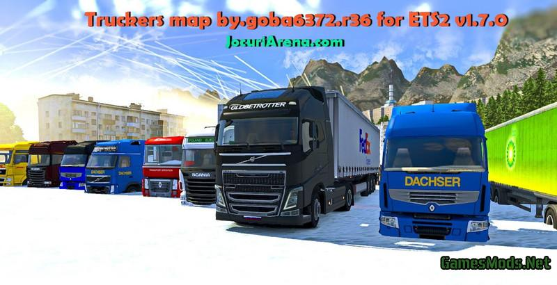 euro truck simulator 2 goba6372 r42