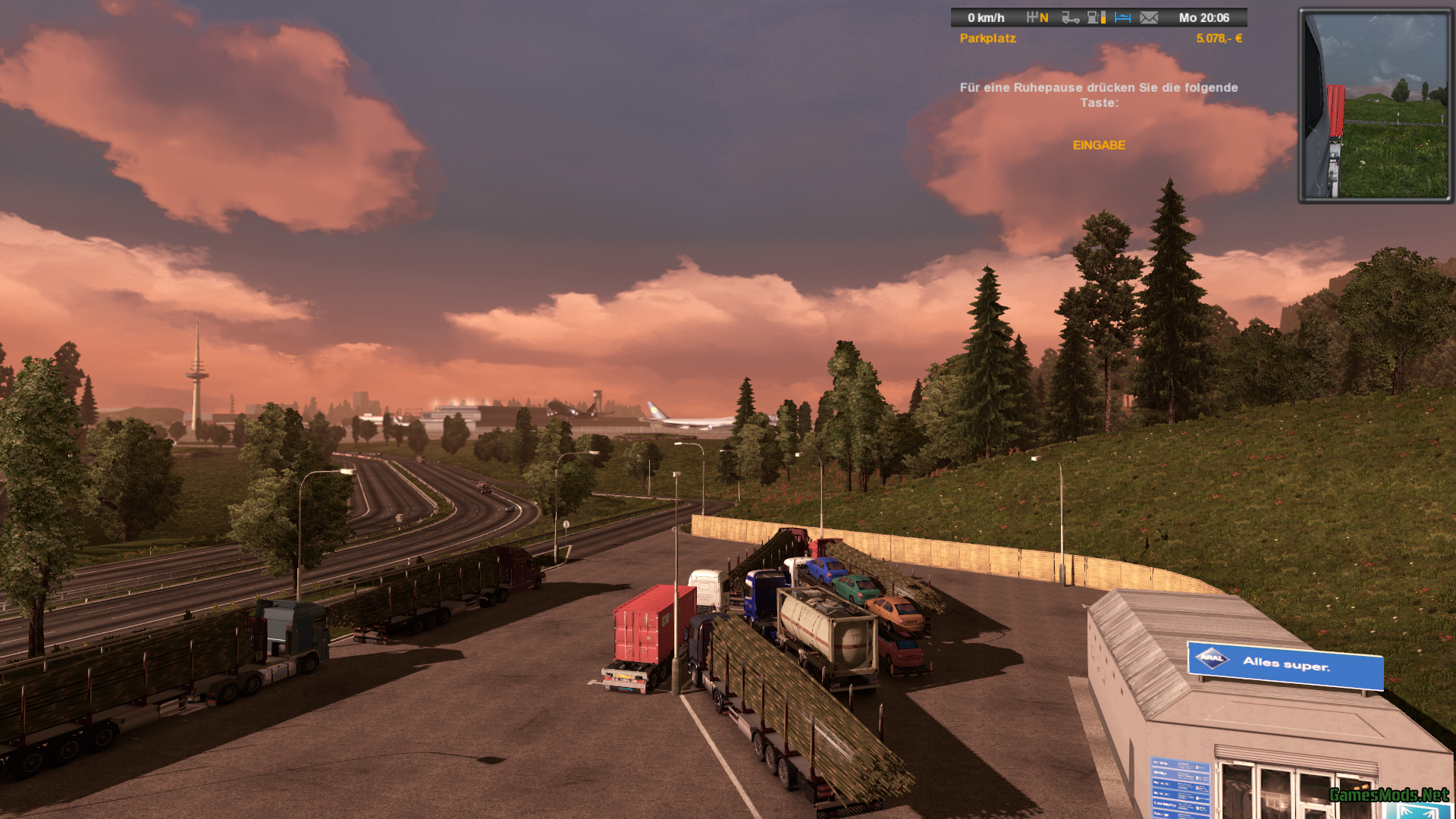 Multi Traffic Mod v 3.0 for JPM and or DLC East