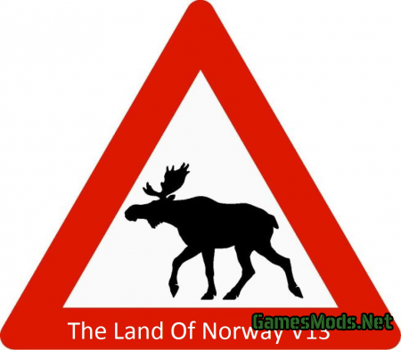 The Land Of Norway V13