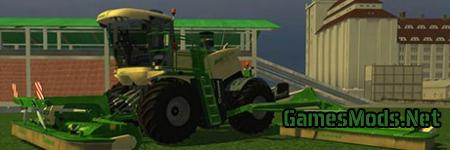 Krone Agricultural Pack