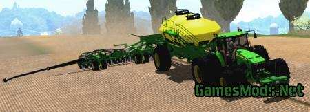 All Crash Parts >> John Deere 1910 1890 air seeder v 1.0 » GamesMods.net ...