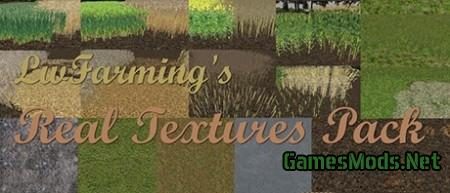 Real Textures Pack v 1.0