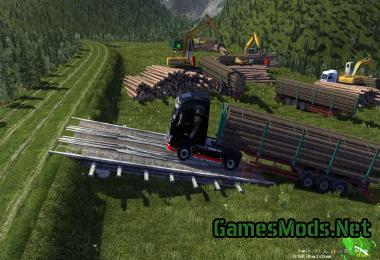 TRUCKERS MAP BY.GOBA6372.R37 DEMO 1.7.1 - 1.8.X.X