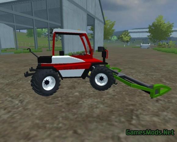 Reform Metrac G3 And Mower 187 Gamesmods Net Fs19 Fs17