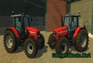 Truck Sound System >> Massey Ferguson 6200 v1.0 » GamesMods.net - FS19, FS17 ...