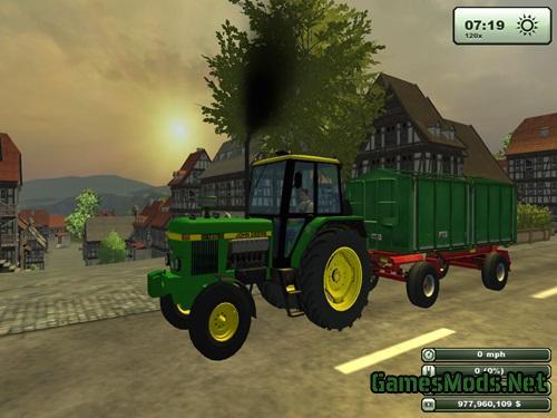 John Deere tractors » Page 17