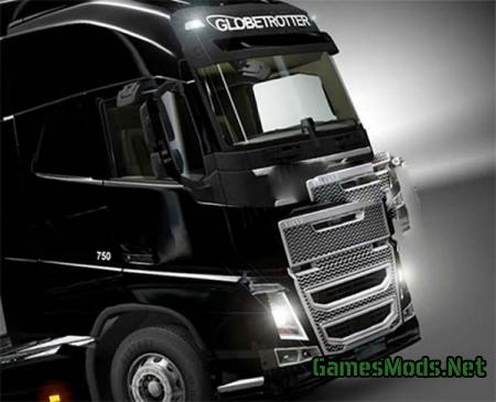 Volvo FH 2012 improved transmission