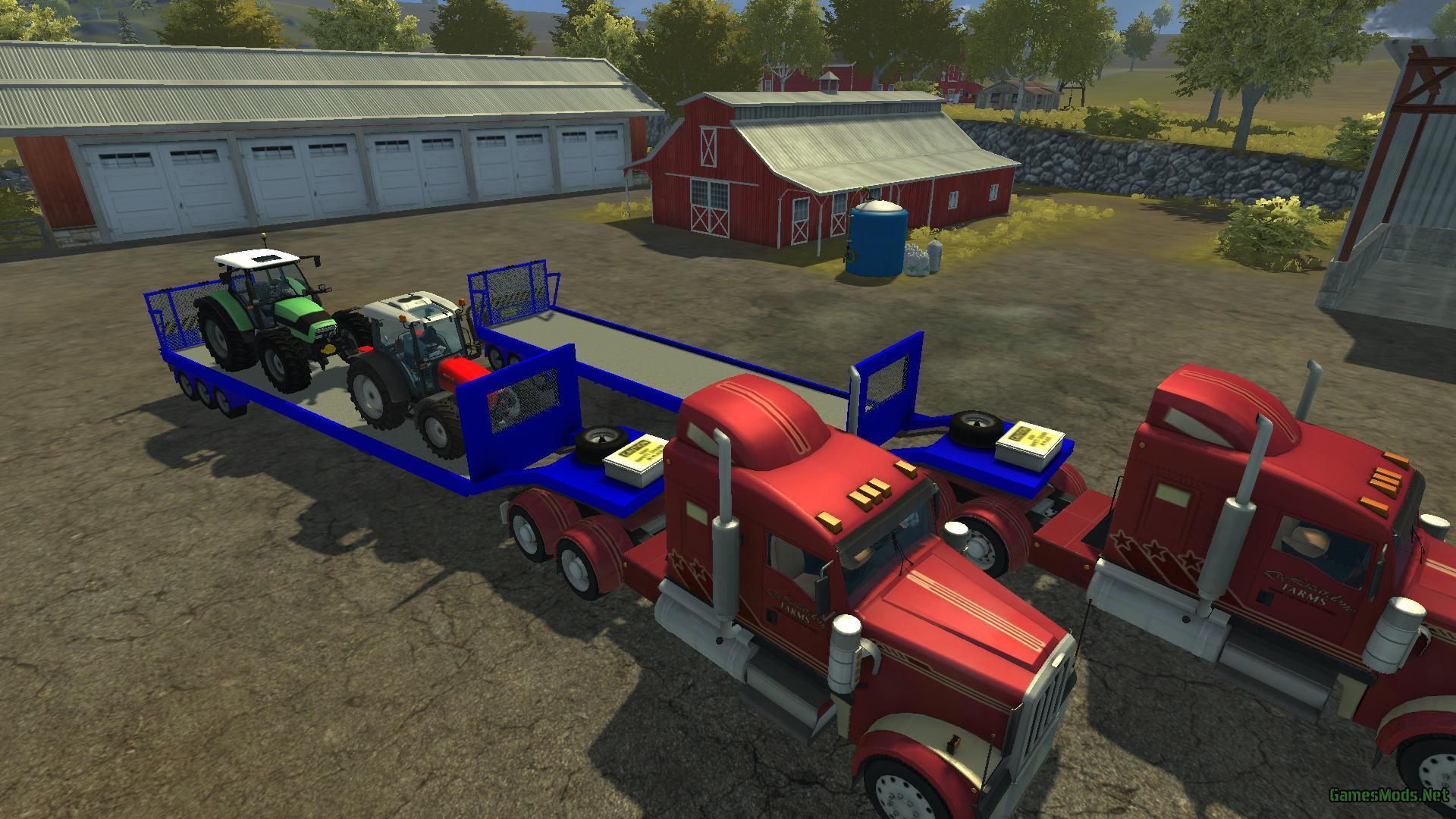 Heavy duty wool trailer v 3 0