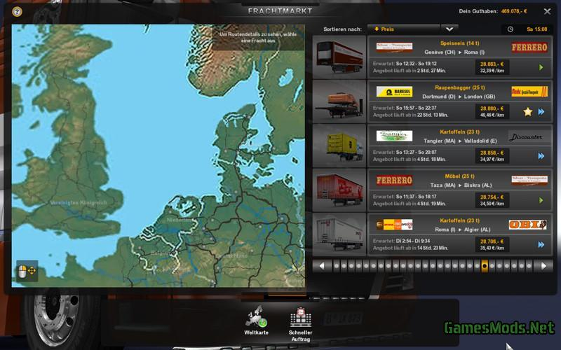 Maps ETS 2 page 34