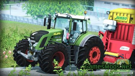 FENDT VARIO 939 V0.93 BETA [MORE REALISTIC]