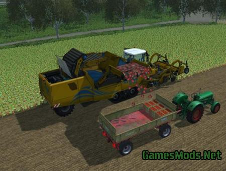 Mod Pack kohlrabi strawberry v 2.1 [