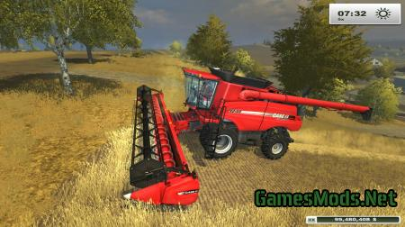 Case IH9230 v1 Hedery Edit By Edzio021