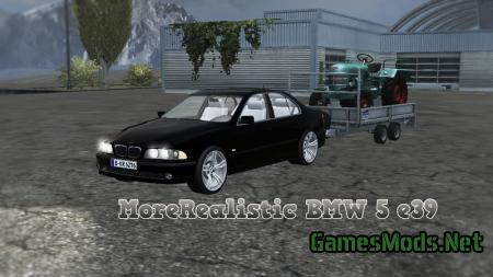 BMW e39  v 1.0 MR [mp]