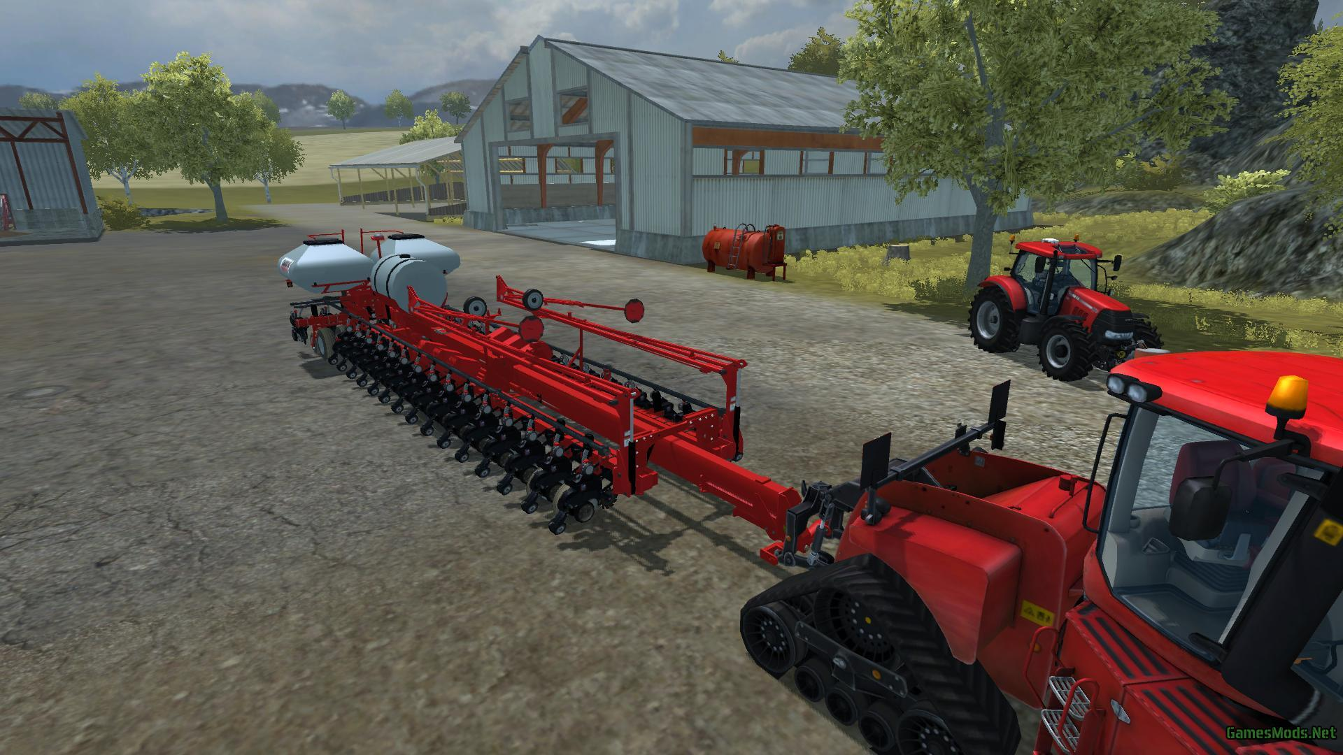 Case 1260 planter more realistic