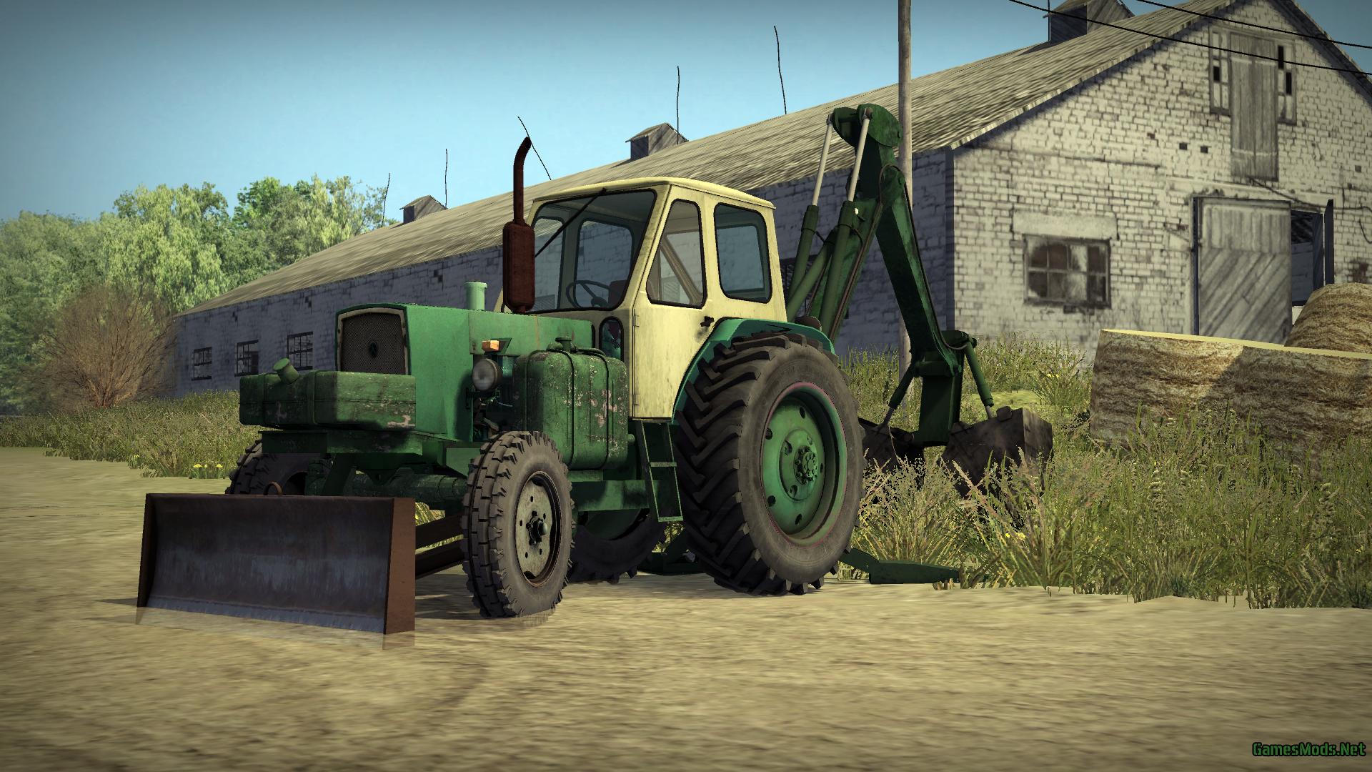 Eo 2621 Excavator GamesMods