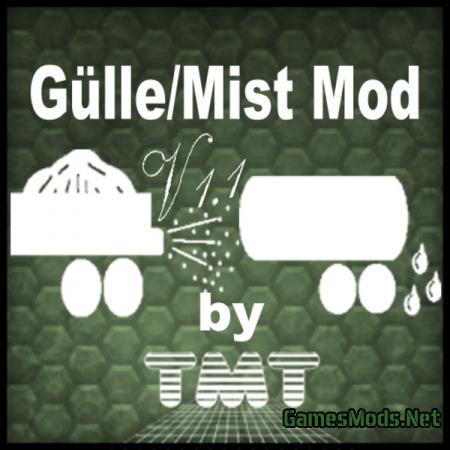 Old Streams Map V 1.2 Gülle Mist kalk mod » GamesMods.net ...