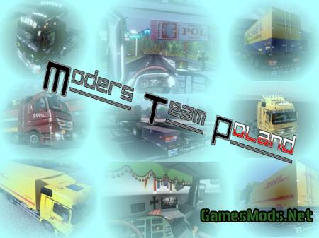 MB Actros MP3 Mega Mod by MTP