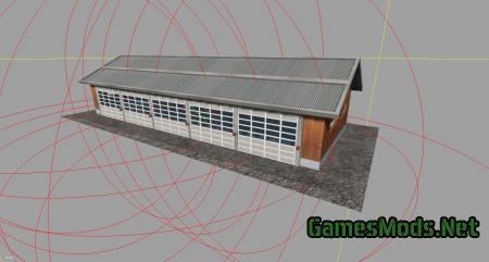 Garage New V1 0 187 Gamesmods Net Fs19 Fs17 Ets 2 Mods