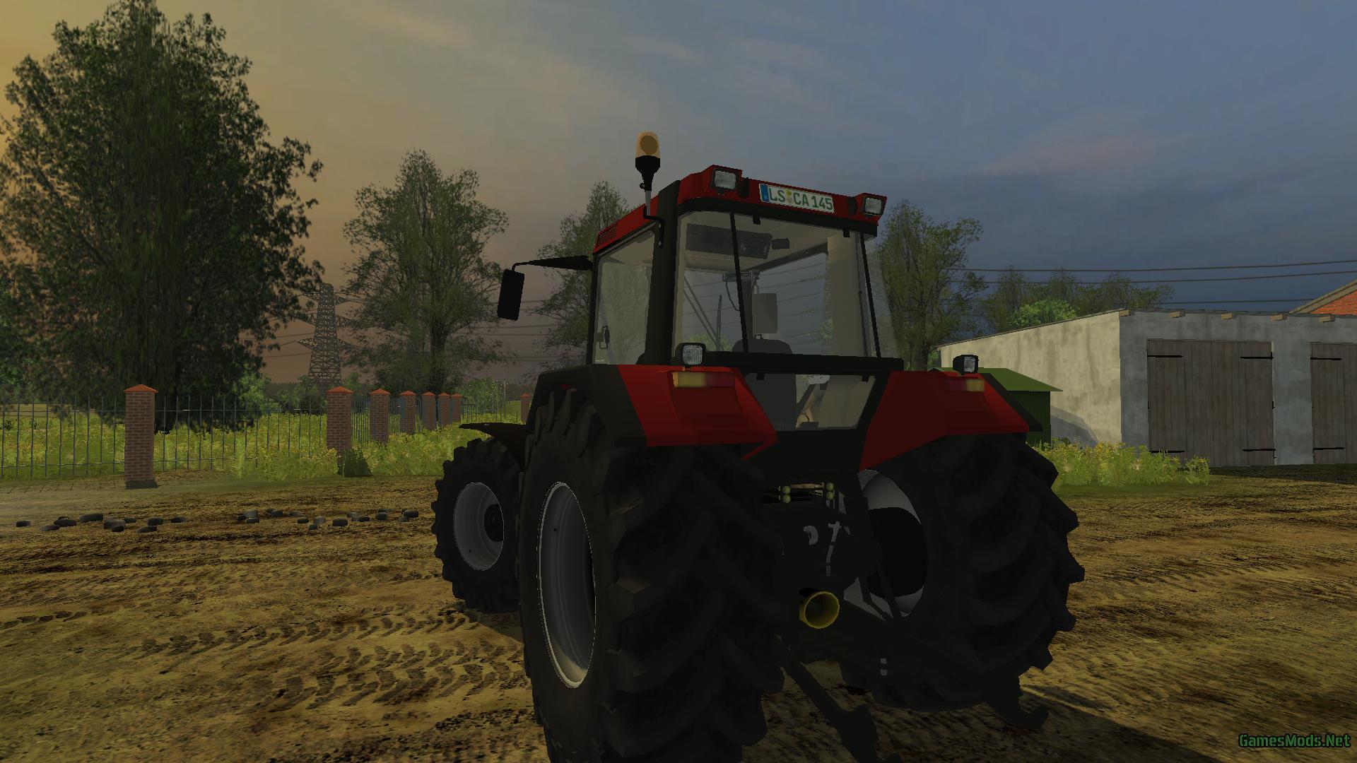 FS19 AGCO Ideal LE Mod - Farming Simulator 19 Mods