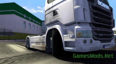 DIRTY SCANIA V1.1