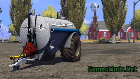 Abbey 2000R Slurry Tanker » GamesMods.net - FS 2015, ETS 2 mods
