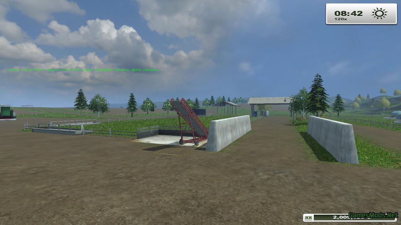 Canadian Map Farming Simulator 2015%0A Canada Map v      sp