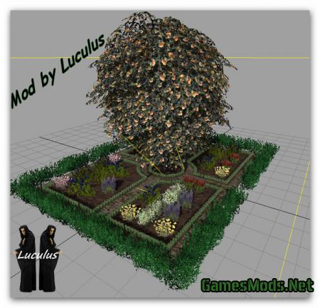 Bauerngarten zum einbauen v 2 0 fs17 for Gartenpools zum einbauen