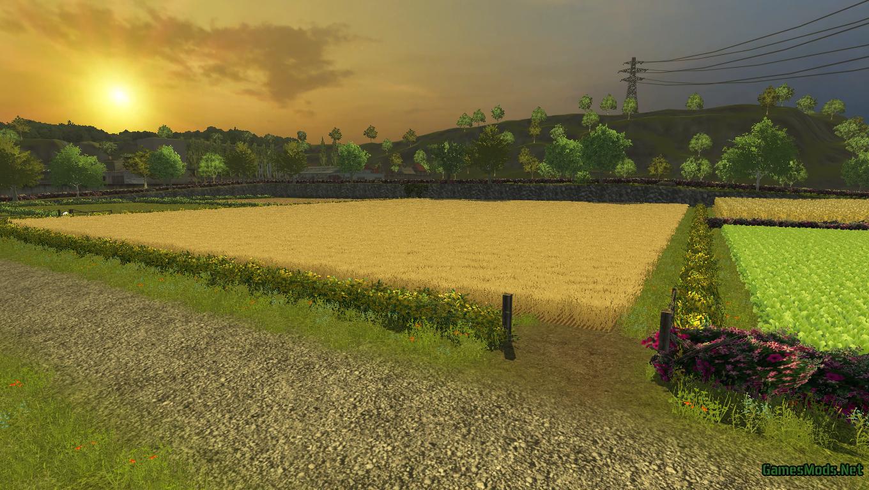 John Deere Farm Tractors >> Ash Moor Farm » GamesMods.net - FS19, FS17, ETS 2 mods