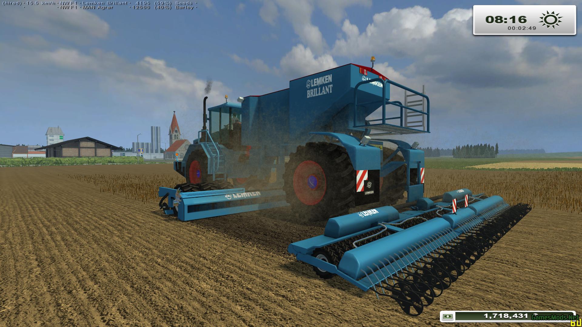 скачать мод весы для farming simulator 2013