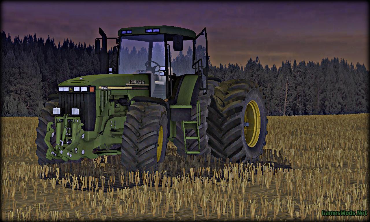 John Deere 8410 Mr V2 Fs17 Cnc Fs15