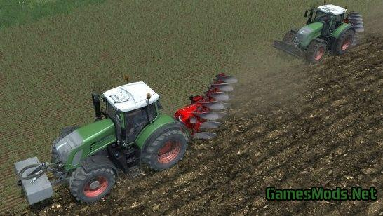 Plough texture » GamesMods net - FS19, FS17, ETS 2 mods