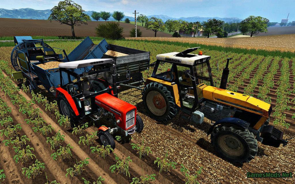 Farming simulator|Euro Truck Simulator|German Truck Simulator|Grand