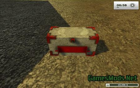 CONCRETE WEIGHT V1.0 MR
