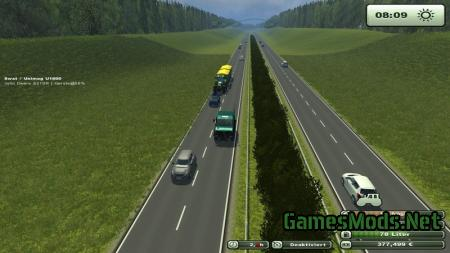Activate MP Traffic und Traffic Vehicles  v 1.0 [mp]