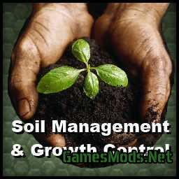 SoilMod - Soil Management & Growth Control (v1.0.0)